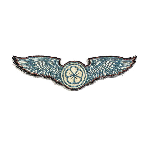 2018 BLADE WEST MIYAGI WINGS MORALE PATCH - Tactical Outfitters