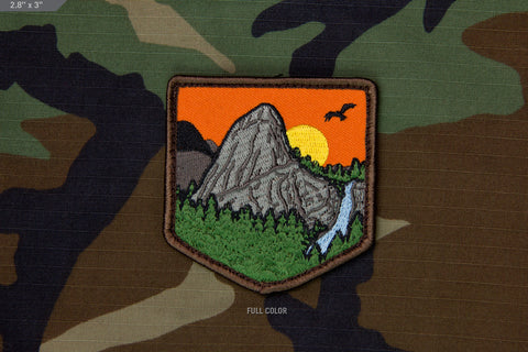 MOUNTAIN ADVENTURE 1 MORALE PATCH - Tactical Outfitters