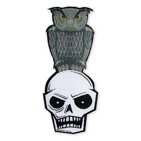 PDW Night Owl Overwatch V1 Morale Patch - Tactical Outfitters