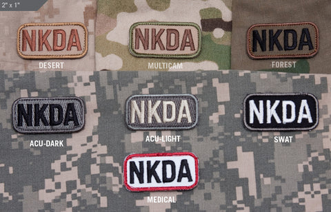 NKDA Patch - Tactical Outfitters