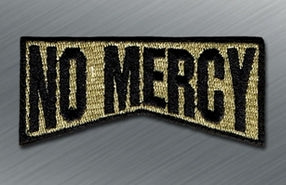 No Mercy Morale Patch - Tactical Outfitters