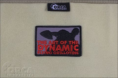 ART OF THE DYNAMIC FLYING GUILLOTINE MORALE PATCH - Tactical Outfitters