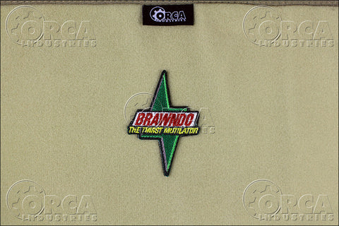 BRAWNDO MORALE PATCH - Tactical Outfitters