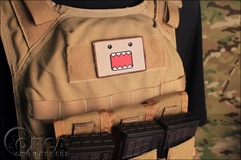 DOMOKUN MORALE PATCH - Tactical Outfitters