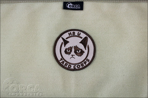 GRUMPY CAT MORALE PATCH - Tactical Outfitters