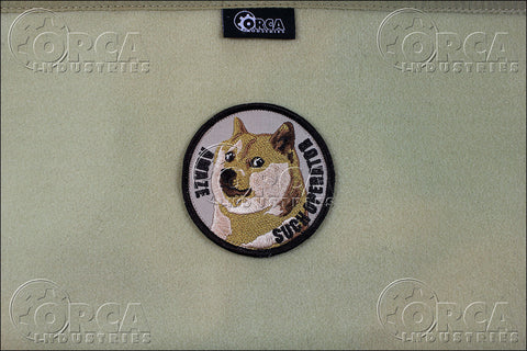 DOGE - SUCH OPERATOR - MORALE PATCH - Tactical Outfitters