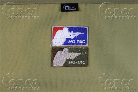 HO-TAC MAJOR LEAGUE MORALE PATCH - Tactical Outfitters