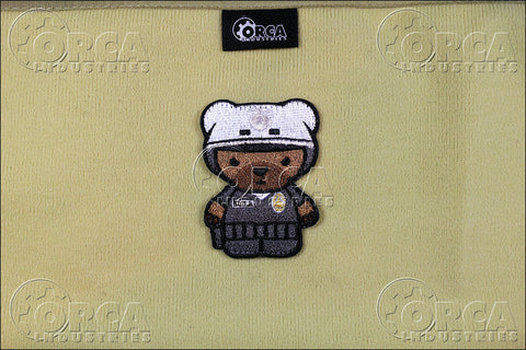 Kuma Korps - Police Bear Patch - Tactical Outfitters