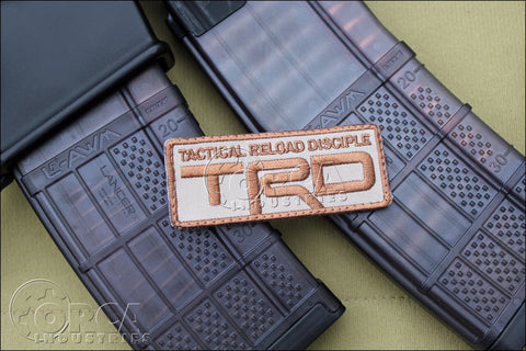 TRD (TACTICAL RELOAD DISCIPLE) MORALE PATCH - Tactical Outfitters