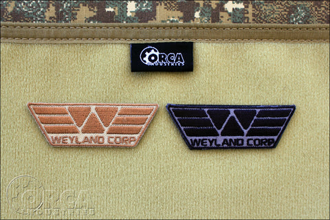 WEYLAND CORPORATION MORALE PATCH - Tactical Outfitters