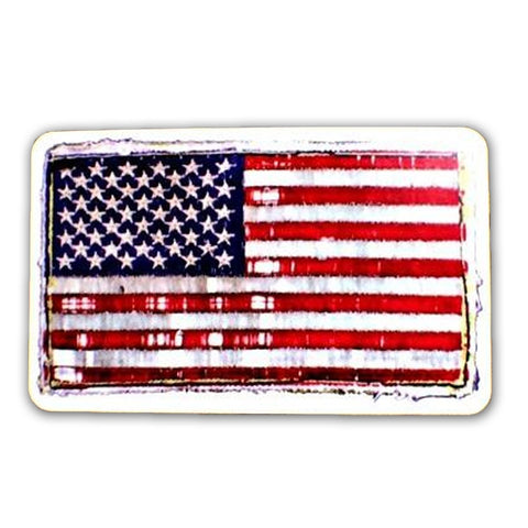OPERATOR FLAG STICKER - Tactical Outfitters
