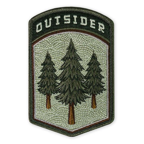 PDW Outsider Flash V1 Morale Patch - Tactical Outfitters