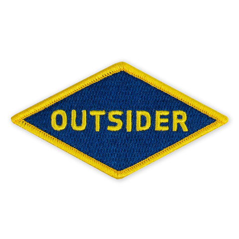 PDW Outsider Tab Vintage Morale Patch - Tactical Outfitters