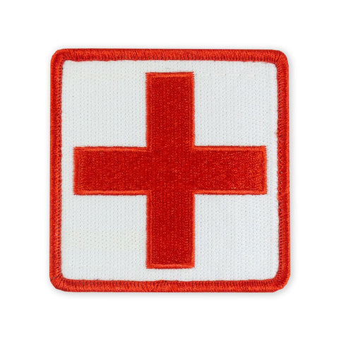 PDW 1st Aid Morale Patch - Tactical Outfitters