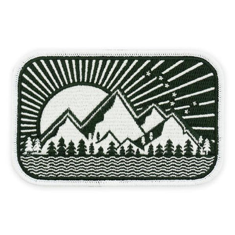 PDW All Terrain GID Morale Patch - Tactical Outfitters