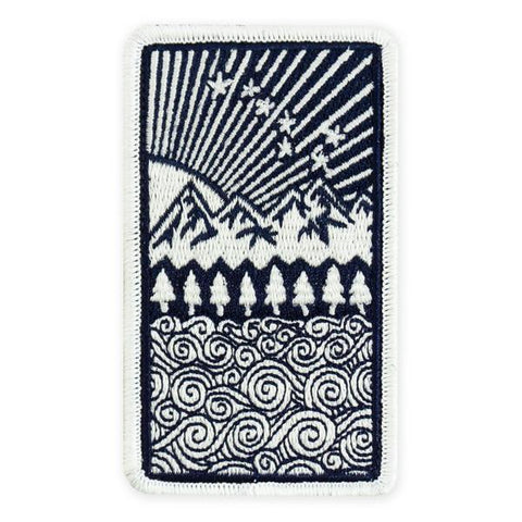 PDW All Terrain Monolith GID Morale Patch - Tactical Outfitters
