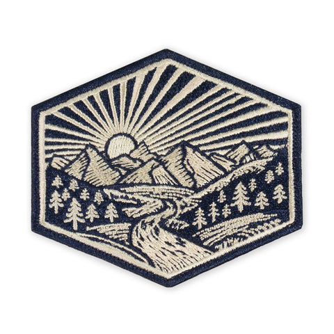 PDW All Terrain Riverlands V3 LTD ED Morale Patch - Tactical Outfitters