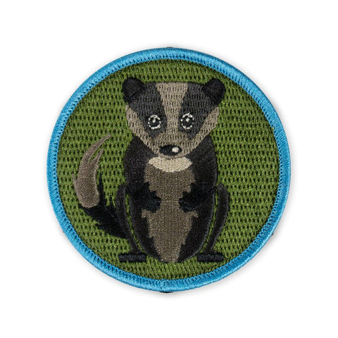 PDW Badger Morale Patch - Tactical Outfitters