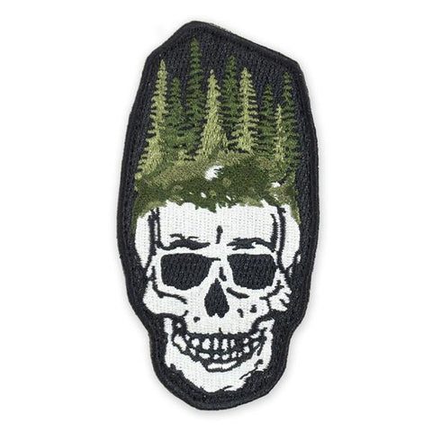 PDW Feed the Trees Memento Mori Morale Patch - Tactical Outfitters