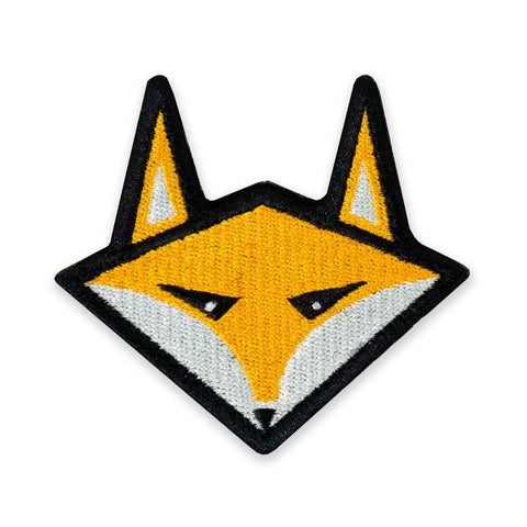 PDW Fox Icon Morale Patch - Tactical Outfitters