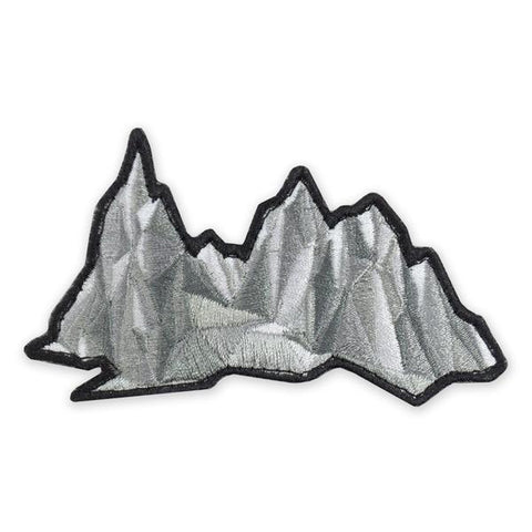 PDW Geo Mountains Morale Patch - Tactical Outfitters