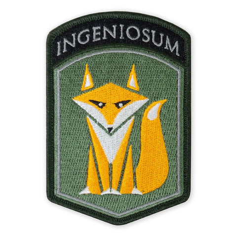 PDW Igeniosum Fox Flash LTD ED Morale Patch - Tactical Outfitters
