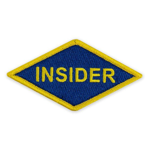 PDW Insider Tab Morale Patch - Tactical Outfitters