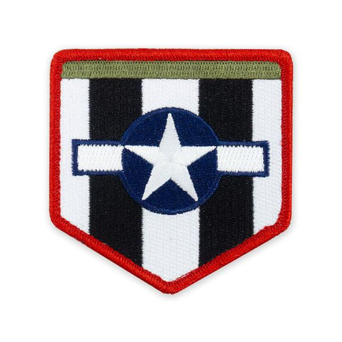 PDW Invasion Stripes Morale Patch - Tactical Outfitters