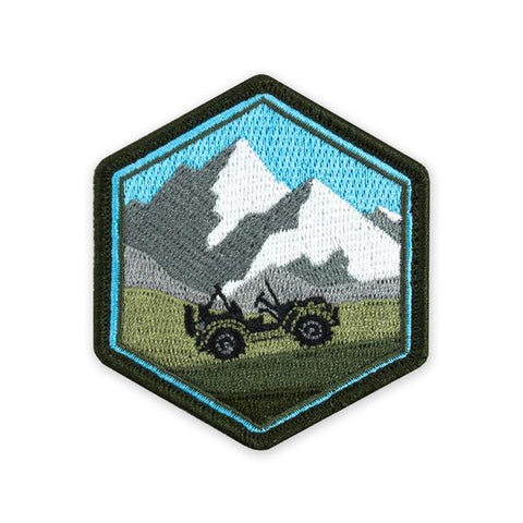 PDW Leave Only Tracks 2020 Morale Patch - Tactical Outfitters