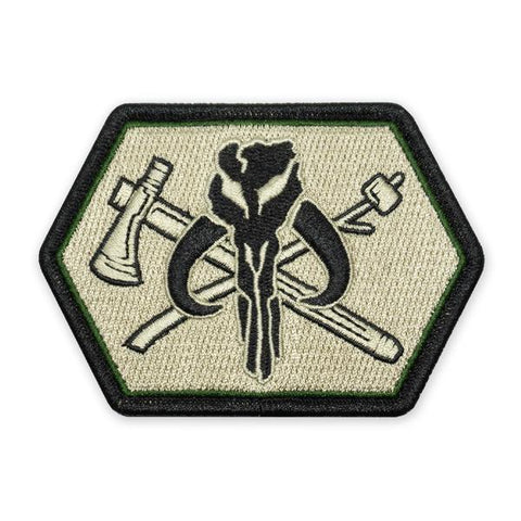 PDW Camp Mando v3 Morale Patch - Tactical Outfitters