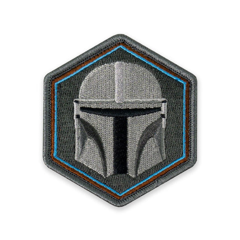 PDW Mandalorian 2019 Morale Patch - Tactical Outfitters