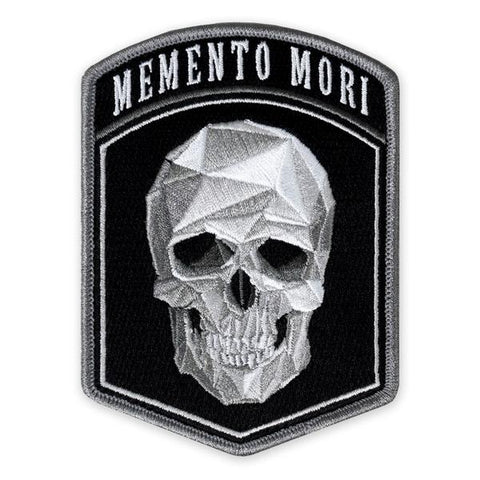 PDW Memento Mori Flash Morale Patch - Tactical Outfitters