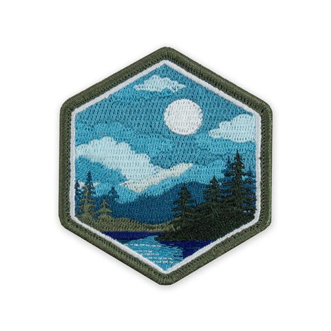 PDW Moon Lake Morale Patch - Tactical Outfitters