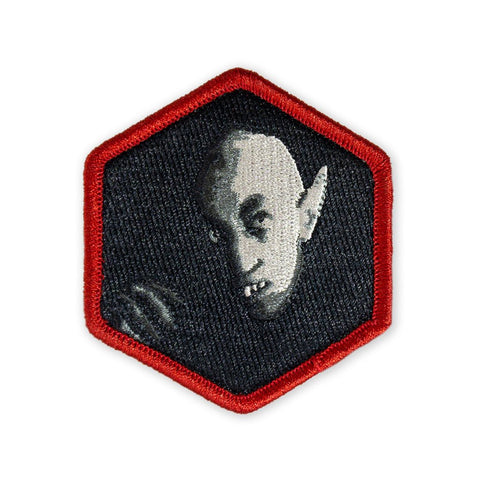 PDW Halloween 2018 Nosferatu LTD ED Morale Patch - Tactical Outfitters