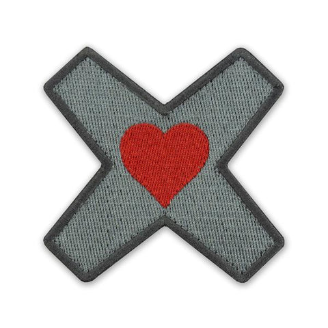 PDW Heart Marks the Spot v1 Morale Patch - Tactical Outfitters