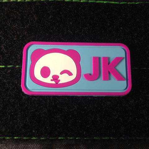 JK PVC Morale Patch - Tactical Outfitters
