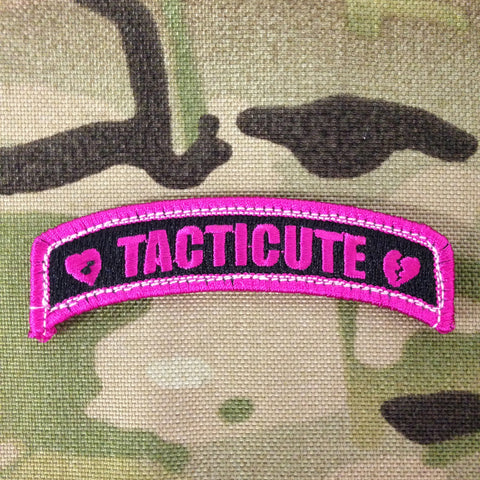 TACTICUTE V3 - MOJO TACTICAL MORALE PATCH - Tactical Outfitters