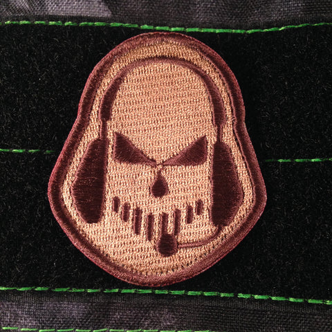 Skull Operator ATD Patch - Tactical Outfitters