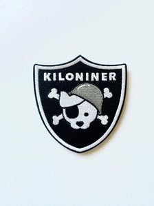 KILONINER - PIRATE DAWG - MORALE PATCH - Tactical Outfitters