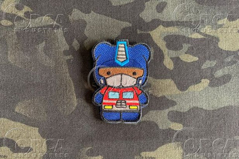 Kuma Korps - Optimus Prime Morale Patch - Tactical Outfitters