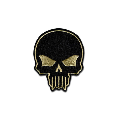 BASTION SKULL MORALE PATCH - Tactical Outfitters