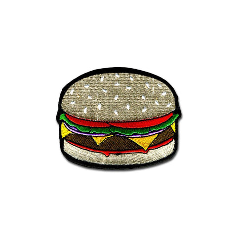 Cheeseburger Morale Patch - Tactical Outfitters