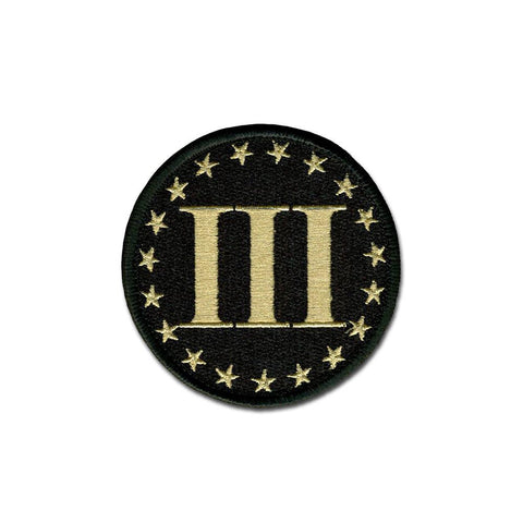 BETSY ROSS 3% MORALE PATCH - Tactical Outfitters
