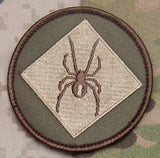 RedBackOne Logo Patch - Tactical Outfitters
