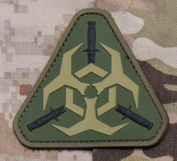 OUTBREAK RESPONSE PVC PATCH - Tactical Outfitters