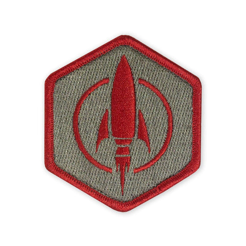 PDW Rocket Badge V2 LTD ED Morale Patch - Tactical Outfitters