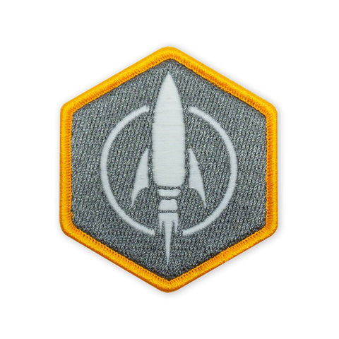 PDW Rocket Badge V4 LTD ED Morale Patch - Tactical Outfitters