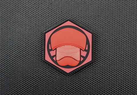 FIRST ORDER PRAETORIAN GUARD 3D PVC GITD MORALE PATCH - Tactical Outfitters