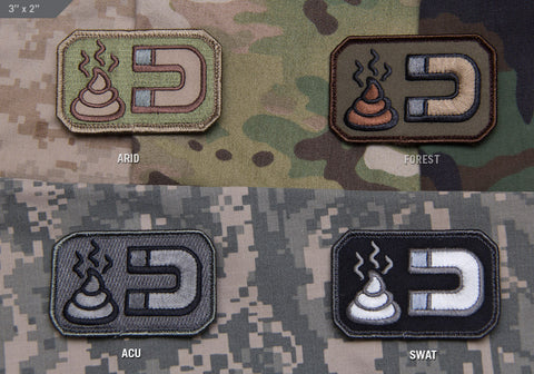 SHIT MAGNET MORALE PATCH - Tactical Outfitters