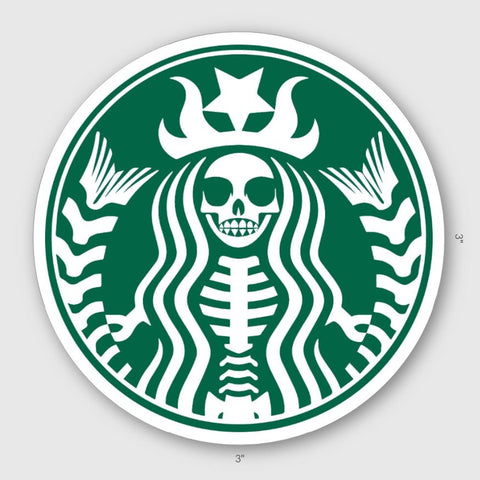 Skelebucks Sticker - Tactical Outfitters